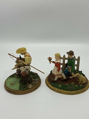 $ CDN145.63 • Buy Vintage And RARE Set Of 4 Norman Rockwell Figurines!!! COLLECTORS DREAM!