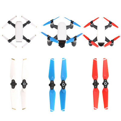 AU14.98 • Buy 2pcs Quick Release 4730F Propellers Drone Accessories For DJI Spark Hot US