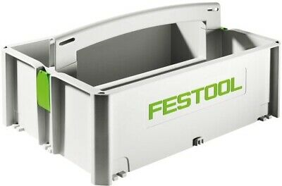 Festool 495024 Systainer Tool Box Sys-tb 1 Open Top Tool Tote Box Brand New • 29.99£
