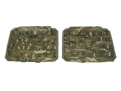 Osprey MK4 Body Armour Vest Side Plate Carriers Panel MOLLE Airsoft SuperGrade • 3.99£