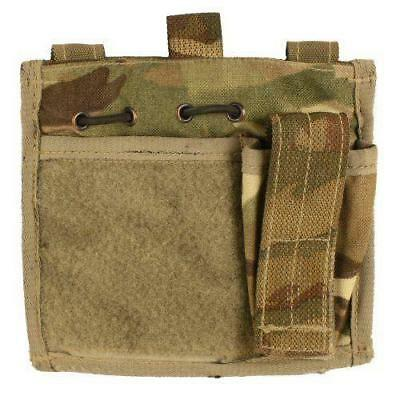 British Army Genuine Issue MTP Osprey Commanders Pouch / Admin Panel Pouch • 7.99£
