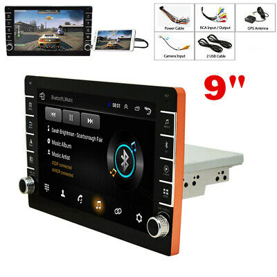 $143 • Buy 1DIN Android 8.1 Car Radio GPS Navigation Audio Stereo Car Multimedia MP5 Player
