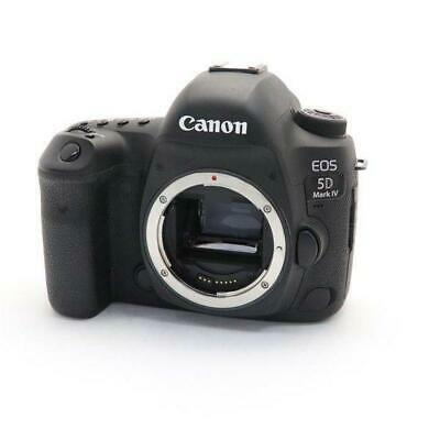 $ CDN3353.56 • Buy [Mint] Canon EOS 5D Mark IV Body Tested From Japan + Free Shipping #10834