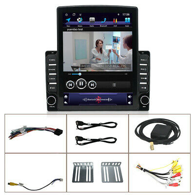 $170.90 • Buy 9.7  Android 9.1 Car Stereo GPS Navigation Radio Mirror Link Player 2Din WIFI