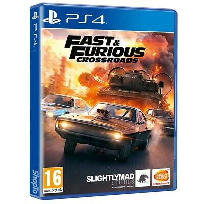 Fast And Furious Crossroads PS4 • 51.99£