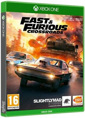 £16.85 • Buy Fast And Furious Crossroads Xbox One