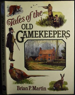 OLD GAMEKEEPERS' TALES. Shooting, Poachers, Wildlife, Conservation, Countryside • 5.99£