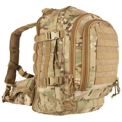 £73.12 • Buy NEW - Military Tactical Duty Modular MOLLE Survival Backpack - GENUINE MULTICAM