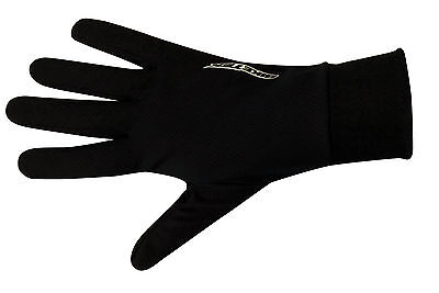 Inner Gloves Motorcycle Long Cuff Thin Winter Warm For Motorbike Scooter Cycling • 9.75£