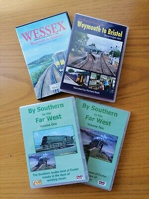 £8 • Buy Collector's Railway History DVD Collection, Various Titles, Places And Lines #2