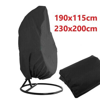 AU31.69 • Buy Patio Hanging Chair Cover Oxford Fabric Waterproof Heavy Duty Egg Chair Cover