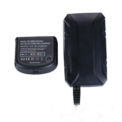 New For Black & Decker 18V A1712 A1718 A12 A18 FSB18 Ni-MH Ni-CD Battery Charger • 10.34£