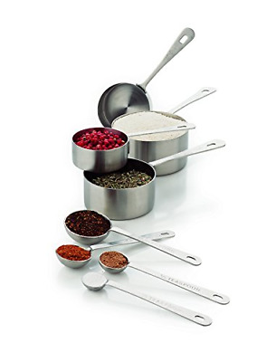 $43.85 • Buy Amco Professional Performance Measuring Cups And Spoons Set Of 8 Assorted - 8343
