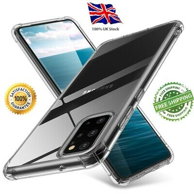 $ CDN3.92 • Buy Case For Samsung Galaxy S20 Ultra S10 Plus S9 S8 Silicone Gel Shockproof Cover
