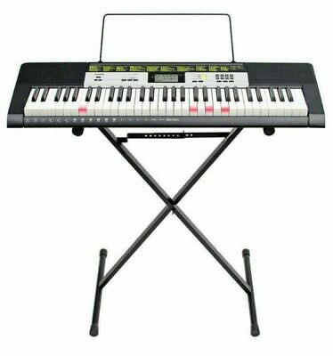 $99.99 • Buy Casio LK-135ST 61 Key Lighting Electronic Keyboard With Stand