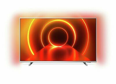 Philips 58 Inch 58PUS8105 Smart 4K Ultra HD LED TV - Silver • 600£