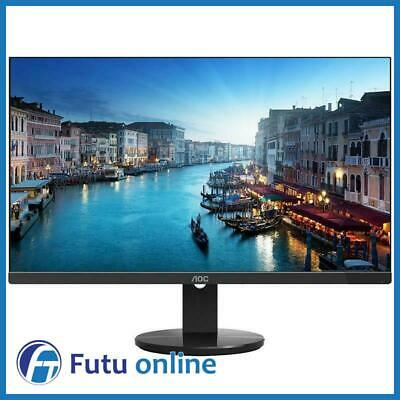 AU469 • Buy AOC U2790VQ 27  UHD 4k ClearVision Frameless Computer Monitor 5 Ms HDMI DP IPS