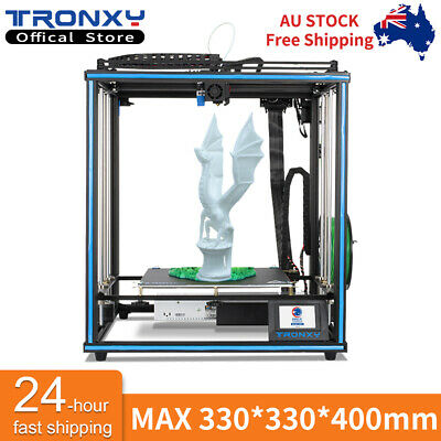 AU499.99 • Buy TRONXY X5SA 3D Printer Core XY High Precision Large Printing Size 330×330×400 AU
