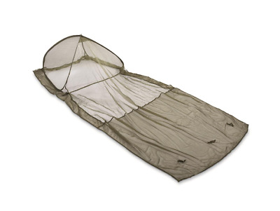 $44.34 • Buy Pyramid Sleeping Bag Mosquito Cover Olive Drab French Military Surplus Camp Hunt
