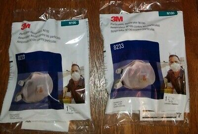 $ CDN55.86 • Buy 8233 (2pcs) Lot - Cool Flow Pro Valved, Face Cover, One Of The Best - USA MADE