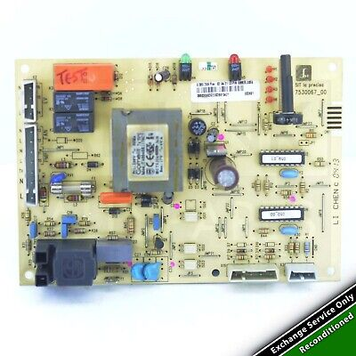£43.30 • Buy Halstead Wickes Heat 40 & 60 Boiler Pcb 988442  Come With 1 Year Warranty