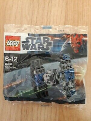 Lego Star Wars TIE FIGHTER  8028. Small Polybag Set. • 3.99£