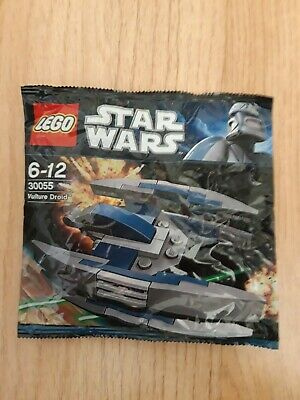 Lego Star Wars VULTURE DROID 30055 Small Polybag Set. • 3.99£