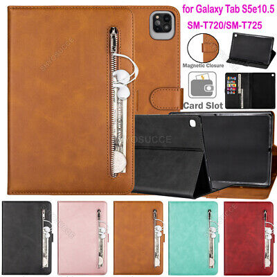 AU21.44 • Buy For Samsung Tab S5e 10.5  SM-T725 T720 Tab A 8  Leather Wallet Case Stand Cover