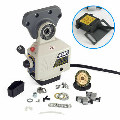 ALSGS Power Feed Attachment For VM25LV Milling Machine 220-240V • 299£
