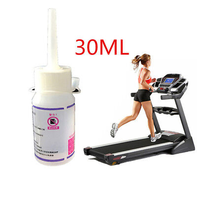 AU8.50 • Buy 30ml Clear Silicone Oil Treadmill Belt Lubricant Walk Running Lube Plate Boar K%
