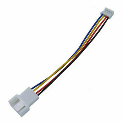 £2.89 • Buy Mini 4Pin To CPU 4pin PWM Fan GPU PH2.0 Connector Extension Lead Cable