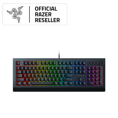 AU119.95 • Buy Razer Cynosa V2 Chroma RGB Membrane Gaming Keyboard US Layout RZ03-03400100-R3M1
