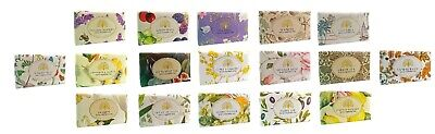 £7.50 • Buy The English Soap Company Vintage Wrapped Shea Butter Soap Bar Collection 200g