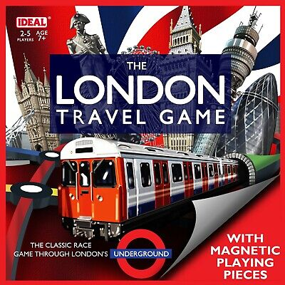 £9.99 • Buy The London Game Travel Edition From Ideal
