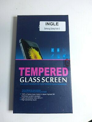 $ CDN4.86 • Buy For Samsung Galaxy Note 8 9 10 Plus S20 + Ultra Tempered Glass Screen Protector