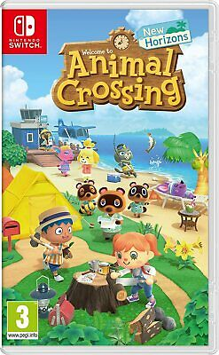 $ CDN43.97 • Buy Animal Crossing New Horizons Switch A Telecharger