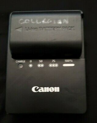 £28.28 • Buy Black Canon Battery Charger LC-E6 W/ B-1517 Battery Pack Li-ion See Pictures.
