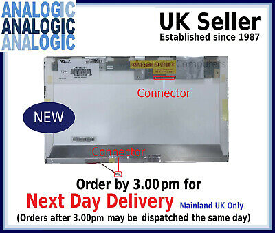 15.6  Ccfl Lcd Laptop Notebook Screen For Acer Aspire 5532 • 54.95£