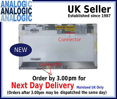 15.6  Ccfl Lcd Laptop Notebook Screen For Acer Aspire 5538 • 54.95£