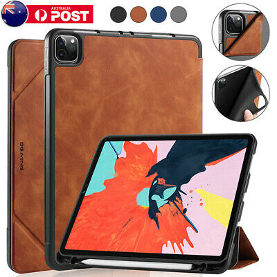 AU33.99 • Buy For IPad Pro 11 Inch 2018 2020 10.5 Air3 9.7 Leather Case Smart Stand Slim Cover