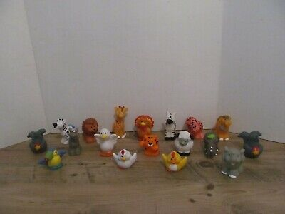 Fisher Price Little People Animals Bundle / Job Lot Of 18 • 15.99£