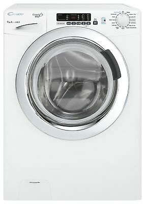 View Details Candy GVS149DC3 Free Standing 9KG 1400 Spin Washing Machine A+++ White • 249.99£