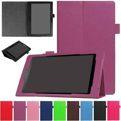 £5.38 • Buy For 8  Amazon Kindle Fire HD 8 Plus 2020 10th Gen Leather Case Stand Flip Cover