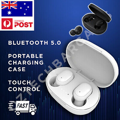 AU16.99 • Buy Wireless Earphones Bluetooth Earbuds For IPhone Samsung Android Stereo Bass