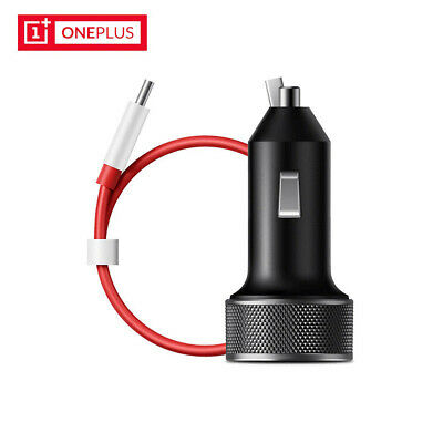 AU19.34 • Buy Original Dash Quick Charger Dash Car Charger Cable For OnePlus 5T 3T OnePlus 6 C