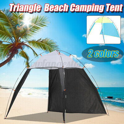 AU25.61 • Buy AU 5-8 Person Folding Outdoor Canopy Camping Party Shelter Beach Open Up Tent ュ