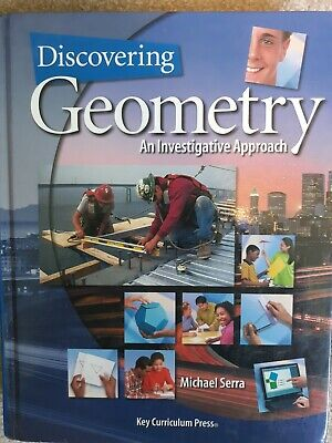 $5 • Buy Discovering Geometry : An Investigative Approach By Michael Serra (Hardcover)
