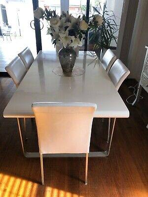 AU350 • Buy Dining Table With 6 Chairs Good Condition