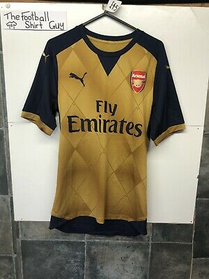 Arsenal Away Shirt 2015/16 Player Issue (ACTV Fit) • 45£