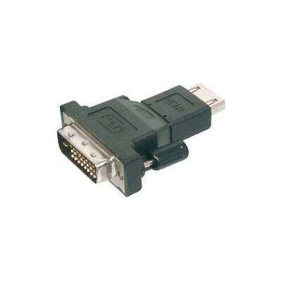 Digitus Video Adapter DVI-D (Single-Link) Male To HDMI (Type A) Female Black • 5.99£